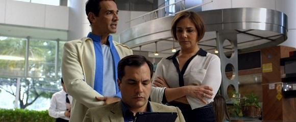 Marcelo Saback, Daniel Boaventura e Heloisa Périssé em ODEIO O DIA DOS NAMORADOS
