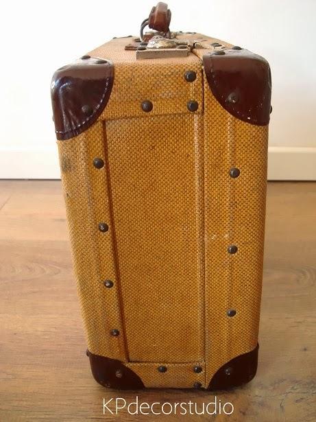 Comprar maleta antigua en buen estado