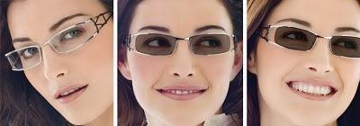 Kacamata Lensa Transition