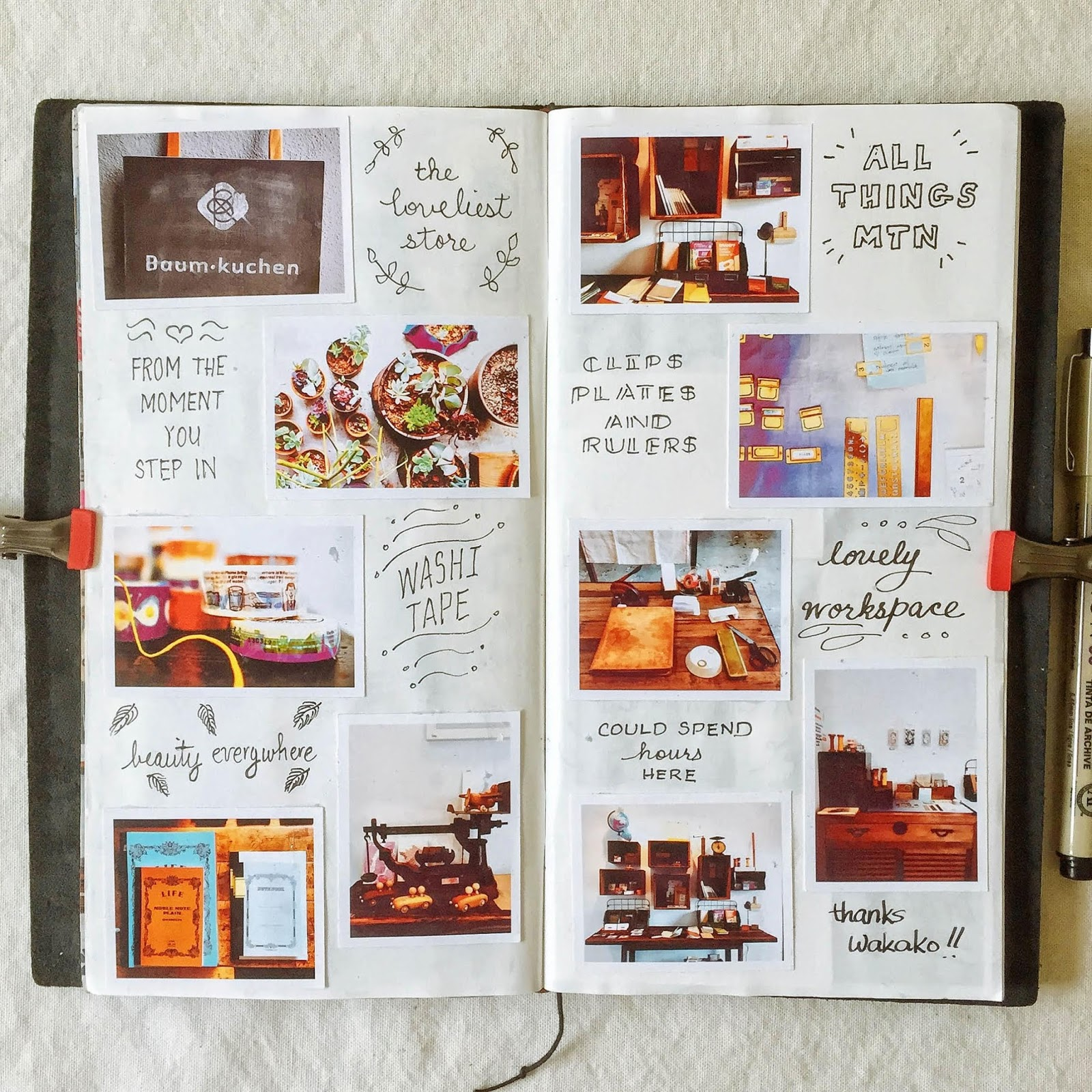 Stationery - Journals & Diaries