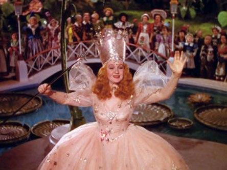 of oz under somewhat false pretenses as the good witch of the northGood Witch Of The North
