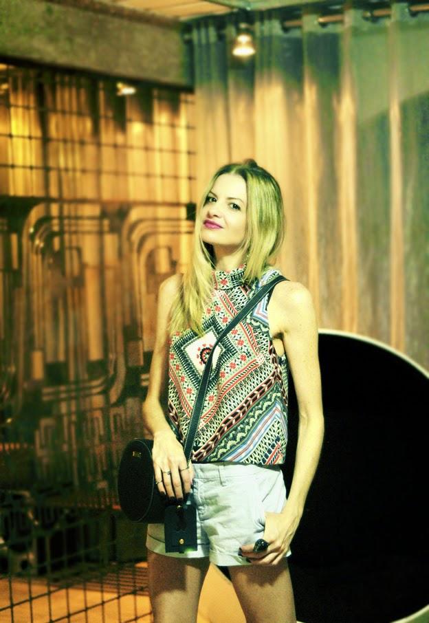 MEU LOOK | ESTAMPA ÉTNICA + ALPARGATAS + BOLSA REDONDA