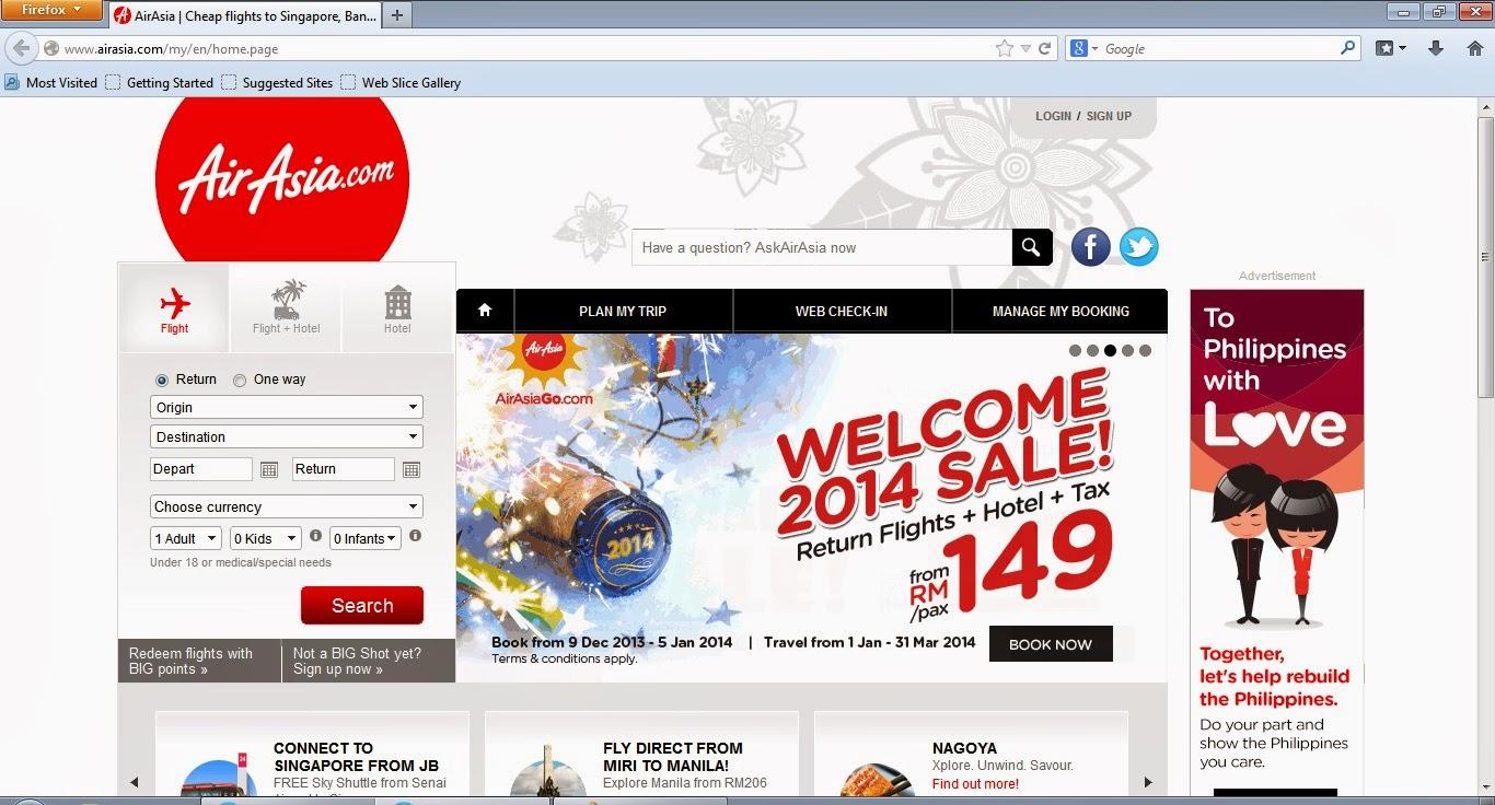 Book Cheap Flights Online To Over 130 Destinations! | AirAsia