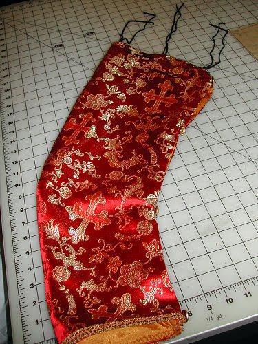 Ren Faire Costume - Doublet Sleeves