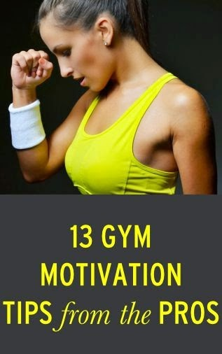 13 Gym Motivation Tips From the Pros