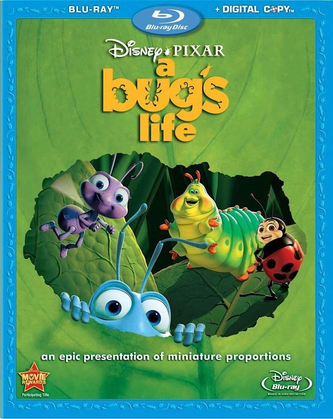 A bugs life.m-720p x264 400mb