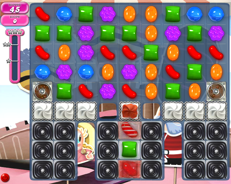 Level 382 | Candy Crush tips level 382