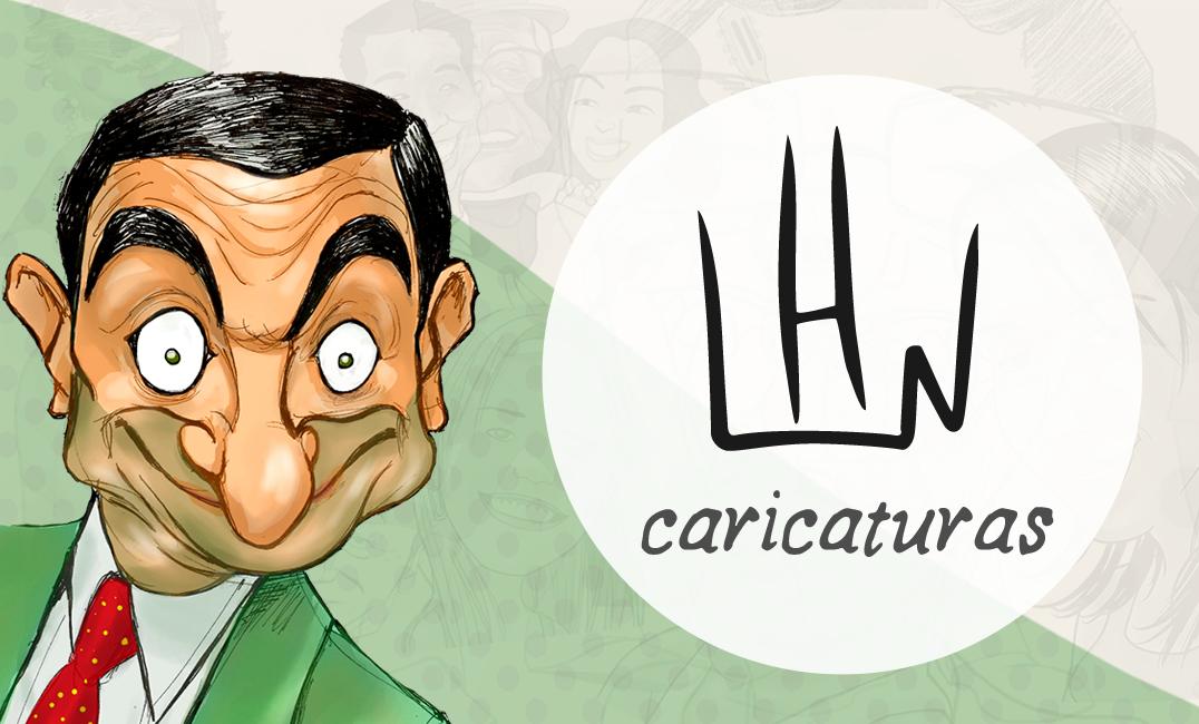 Encomende sua caricatura!!