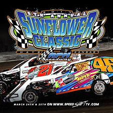 Next Race LIVE on Speed Shift March 24-25