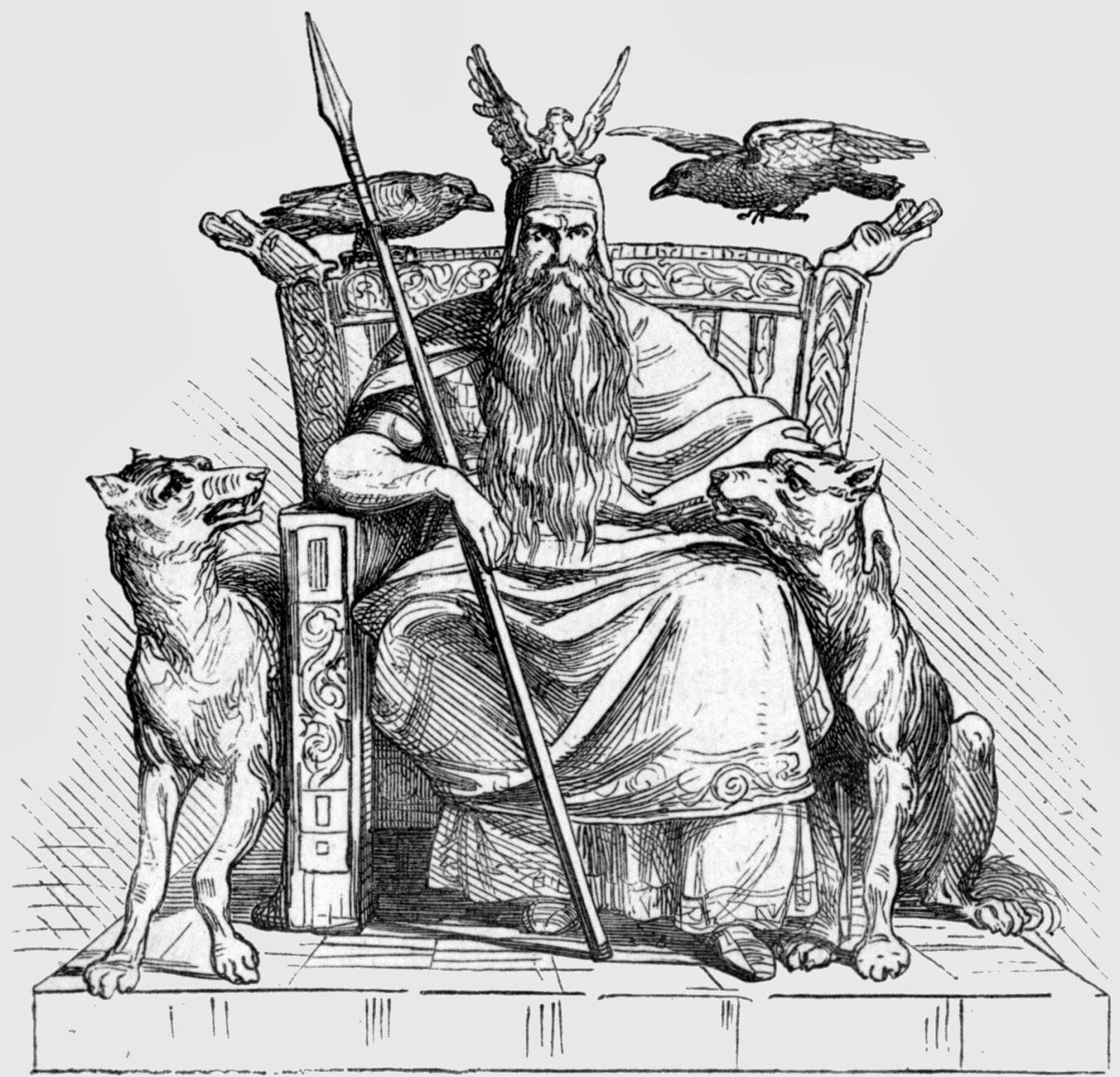 Mitologías Nórdica-Griega-Egipcia