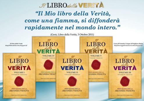 E- books Libro della Verità (formato EPub)