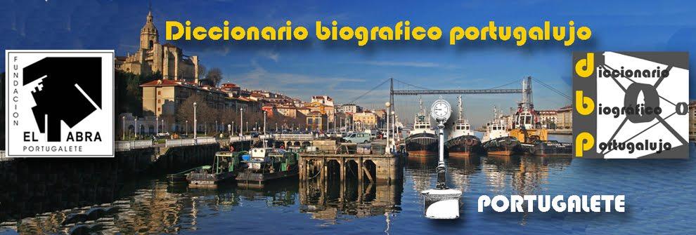 DICCIONARIO BIOGRAFICO PORTUGALUJO