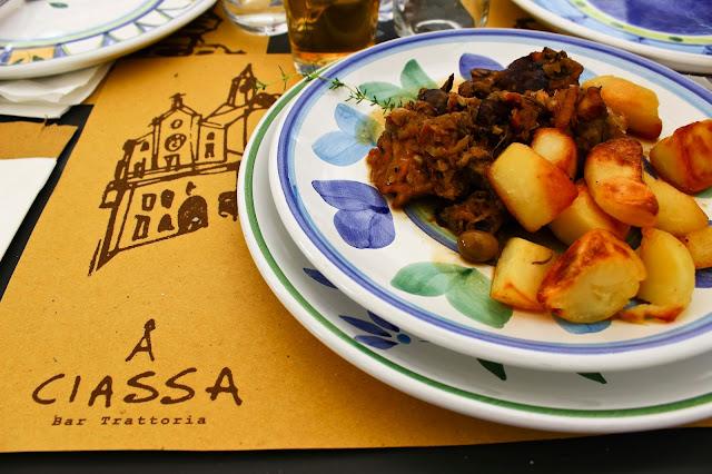 Foto del blog Foodpics Italy: il coniglio alla ligure imperdibile…