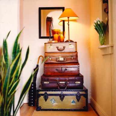 Wonderful ... And So Much More, As Youu0027ll See In Todayu0027s Round Up. And The Best Part?  They Double As Extra Storage! Have You Used A Trunk In Your Home? Amazing Ideas