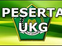 Daftar Peserta UKG Kemenag 2015 Setiap Provinsi Lengkap