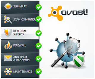 Free download Avast antivirus 8 with 1 Year internet security With