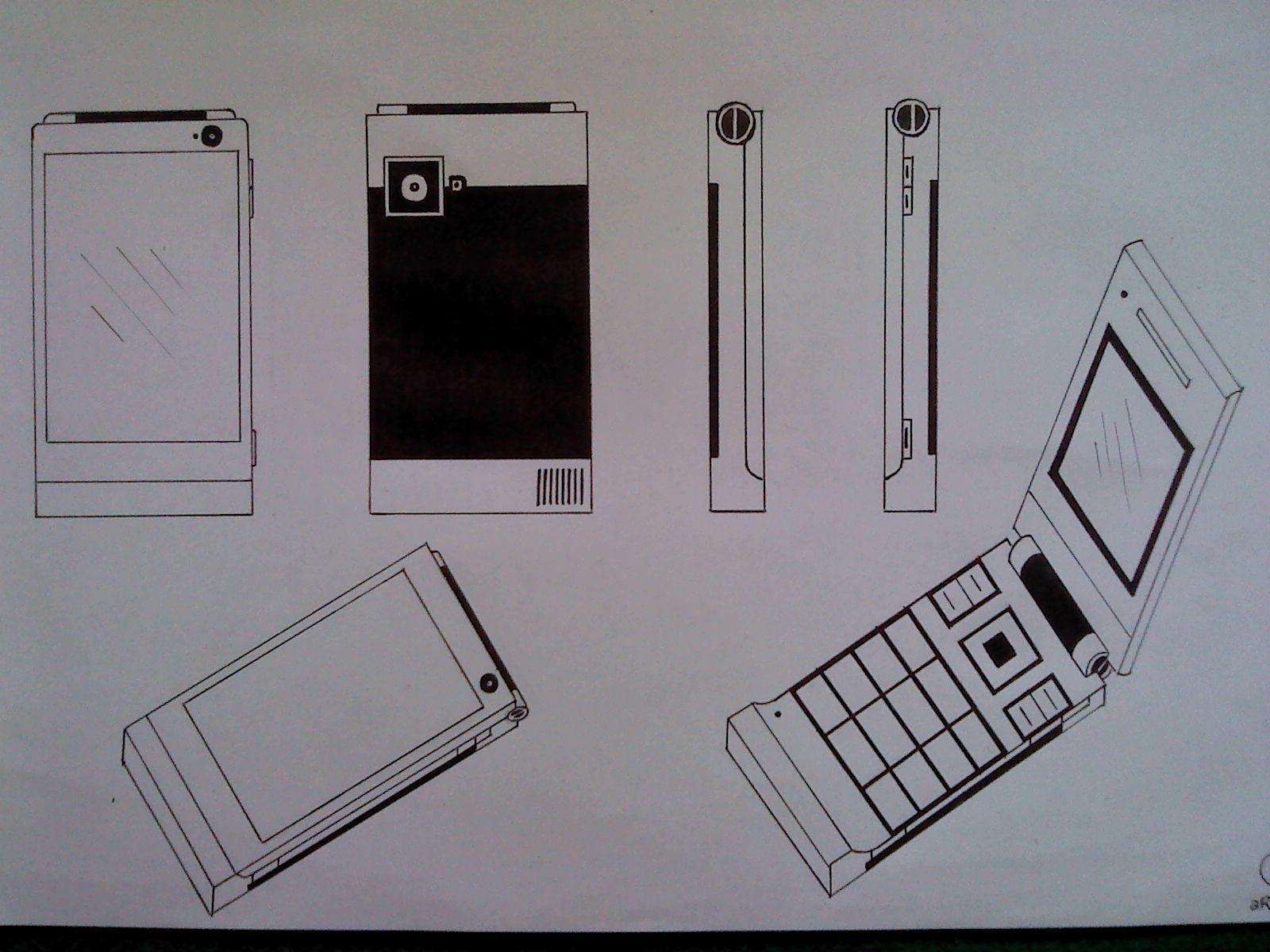 welcome desain handphone