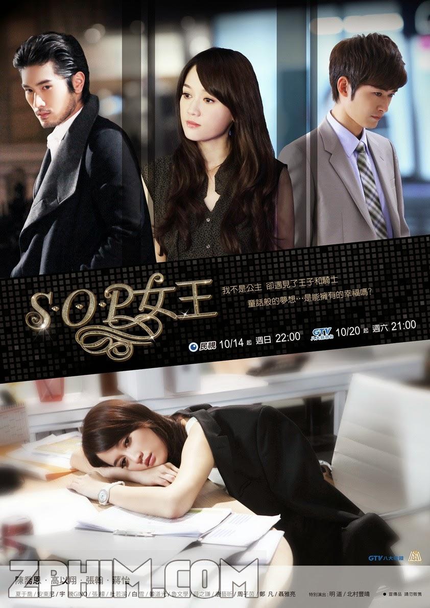 Đẳng Cấp Quý Cô - The Queen of SOP (2012) Poster