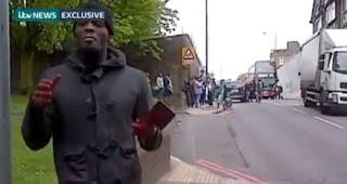 Meurtre à Londres : La vidéo-choc de l'arrestation