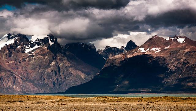 Patagonian Sky by Jakub Polomski
