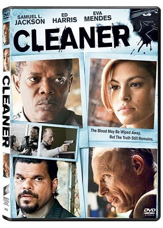 Poster of Cleaner 2007 720p BluRay Dual Audio