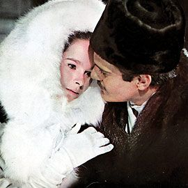 Dr,Zhivago. Dir:David Lean,