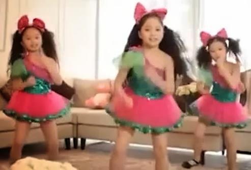 Video ca nhạc thiếu nhi mẫu giáo vui nhộn 2014