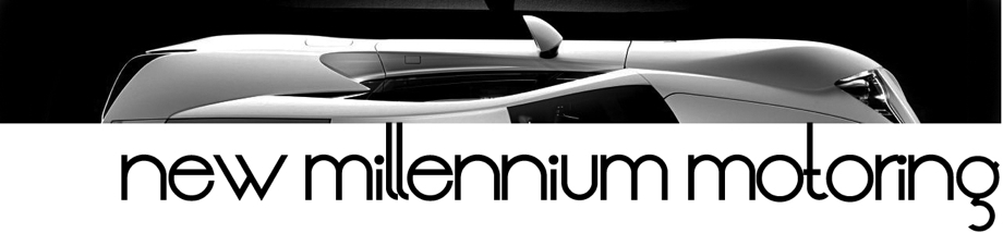 new millennium motoring
