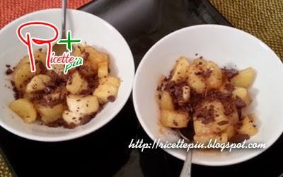 Frutta Caramellata di Cotto e Mangiato