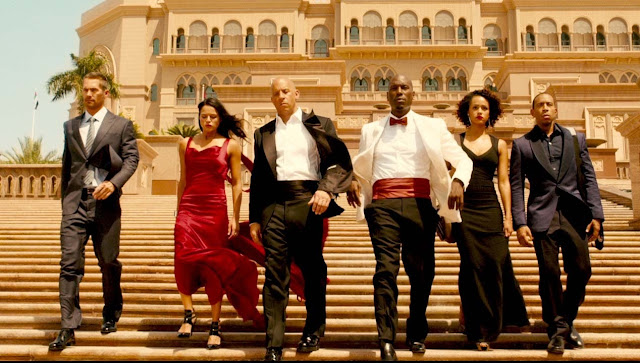 furious 7,movie review,cool movie