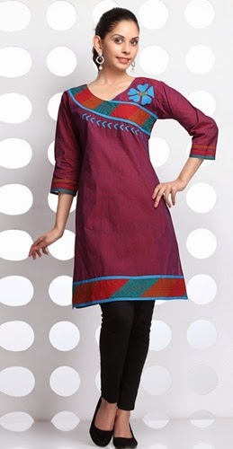 Sewing tips of Ethnic Kurtis