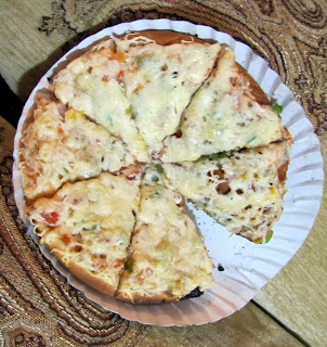 Desi Pizza
