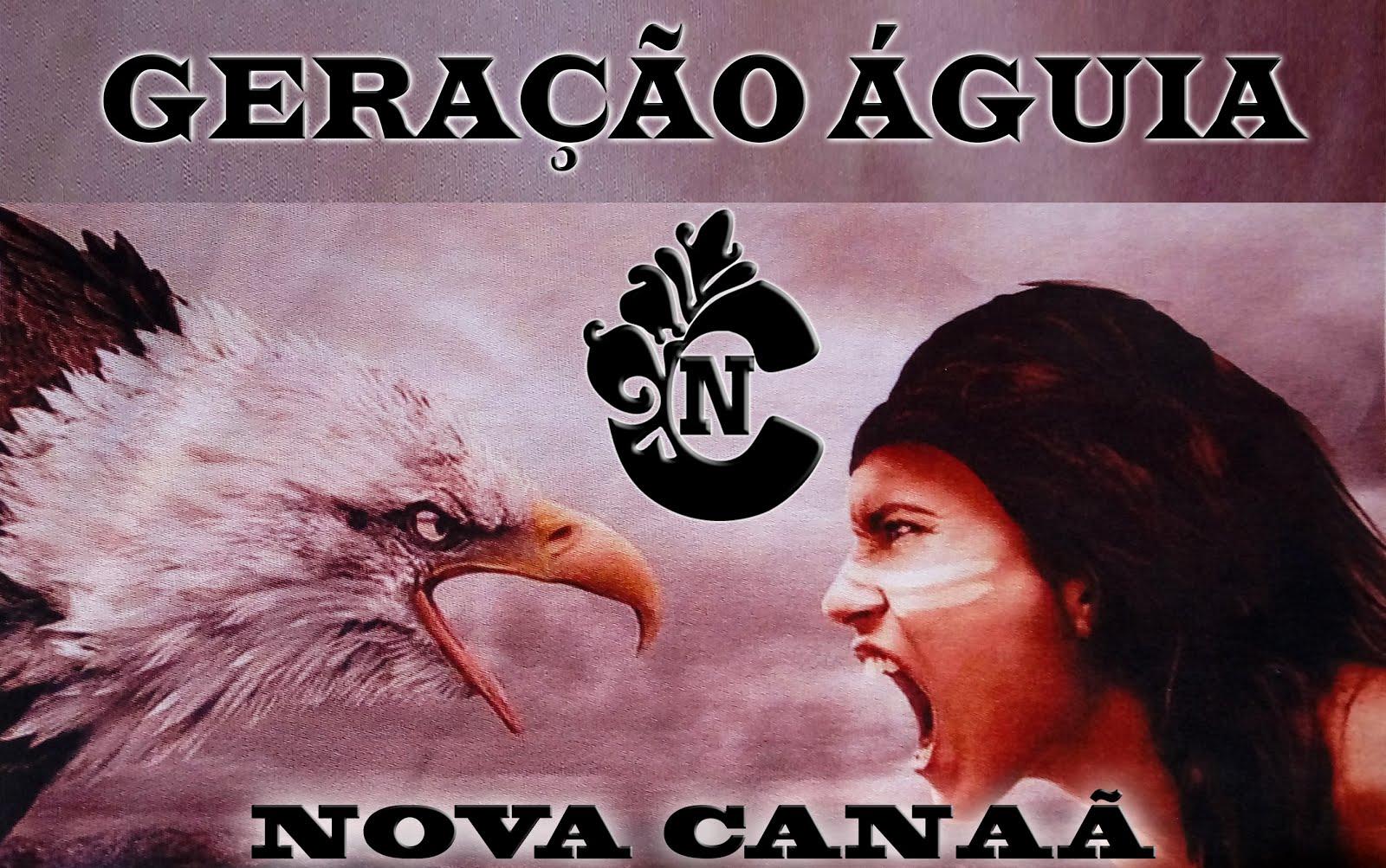 CULTO GERAÇÃO ÁGUIA