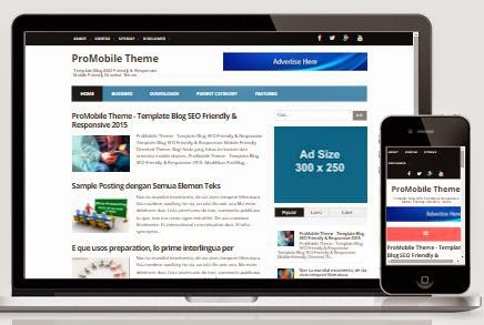 Pro Mobile fast loading Blogger SEO responsive