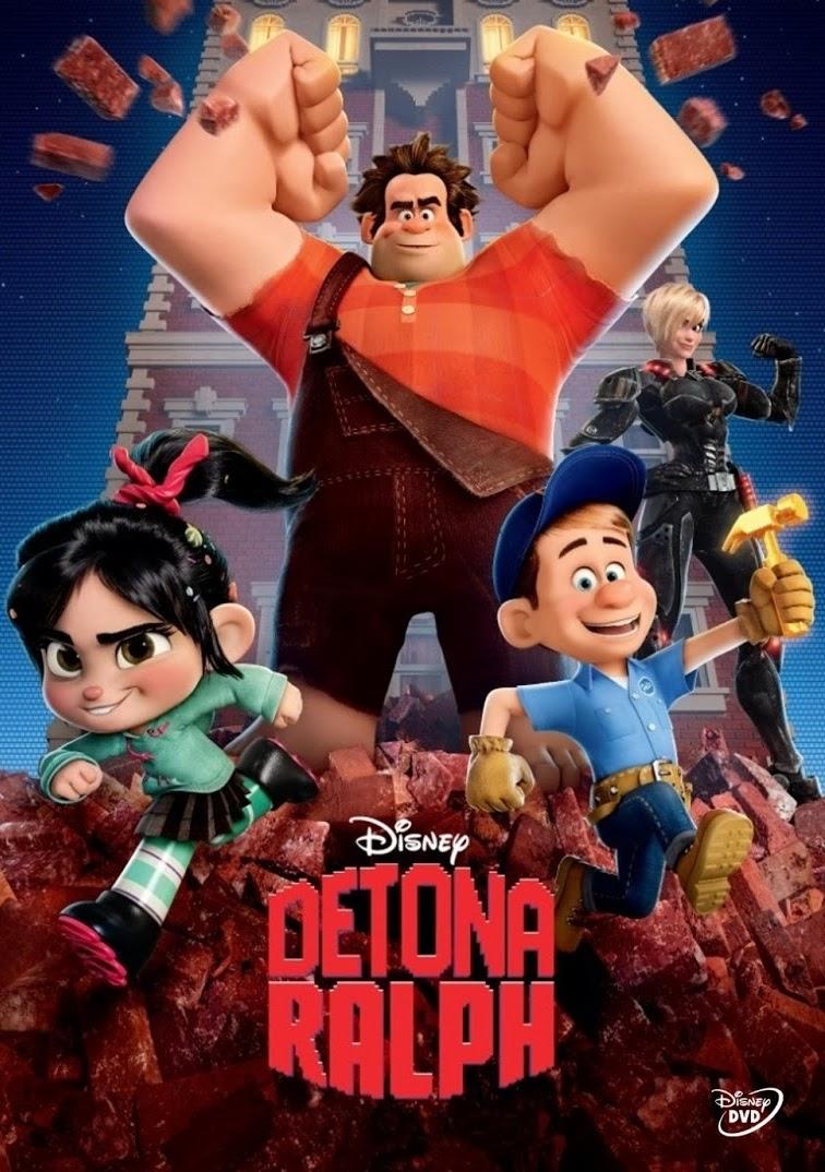 Detona Ralph – Dublado (2012)