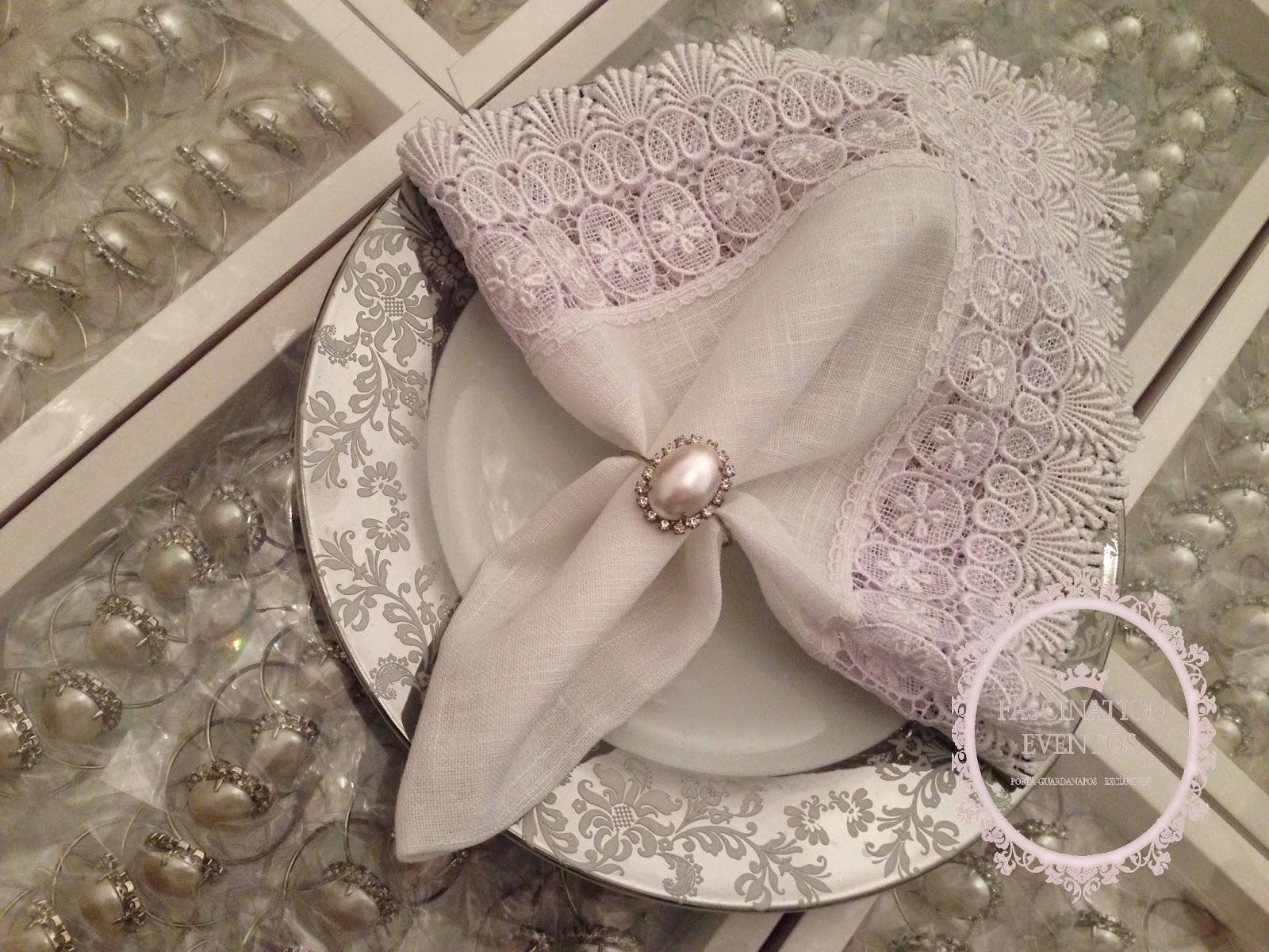 Porta-Guardanapos Exclusivos para Casamentos e Eventos
