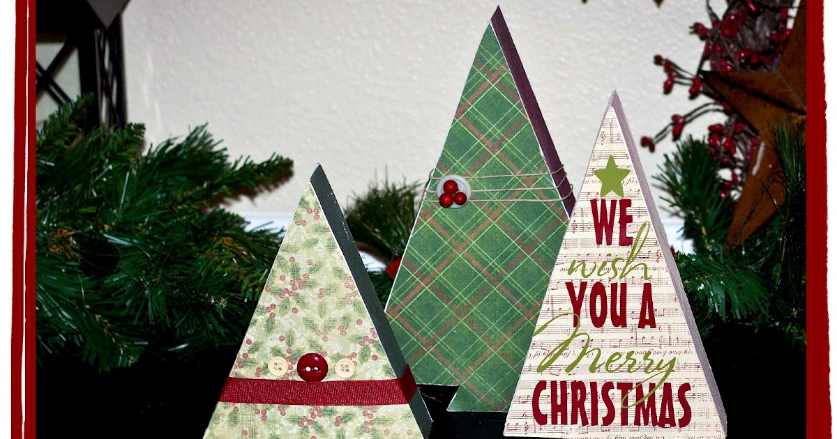 Super Saturday Crafts: We Wish You a Merry Christmas Tree