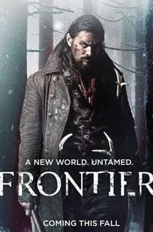 Frontier - A Fronteira 1ª Temporada Torrent torrent download capa
