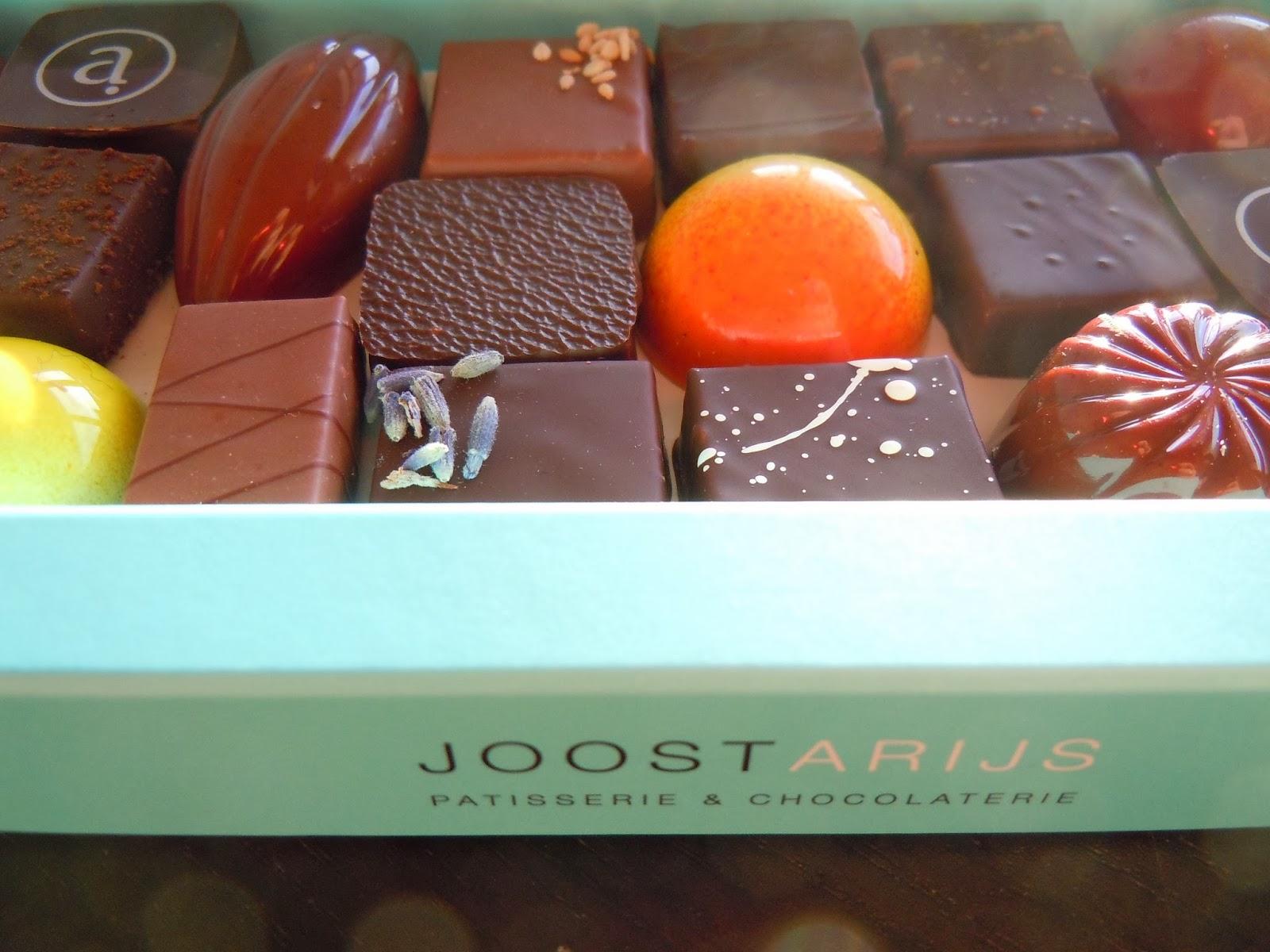 Chocolats Joost Arijs