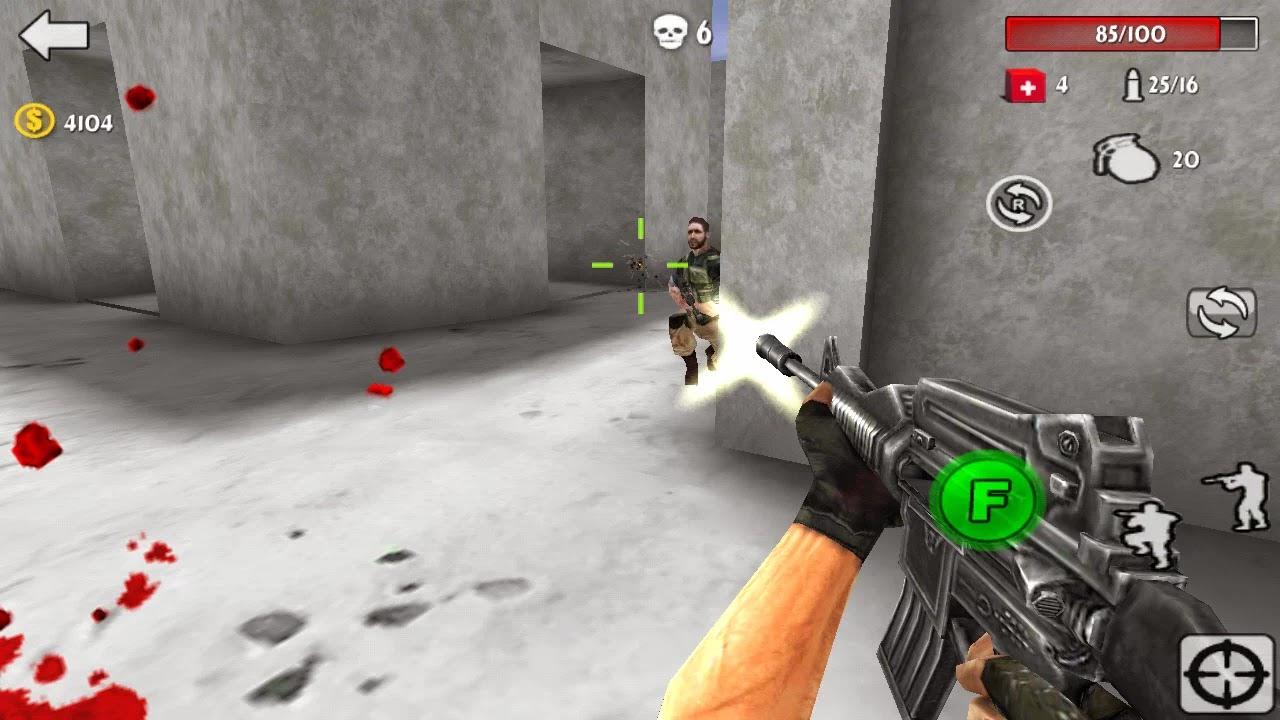 Android Gun Strike 3D Apk resimi 3