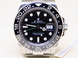 ROLEX GMT MASTER II CERAMIC -ROLEX 116710LN - RANDOM 2011 - MINTS CONDITION -FULLSET BOX AND PAPERS