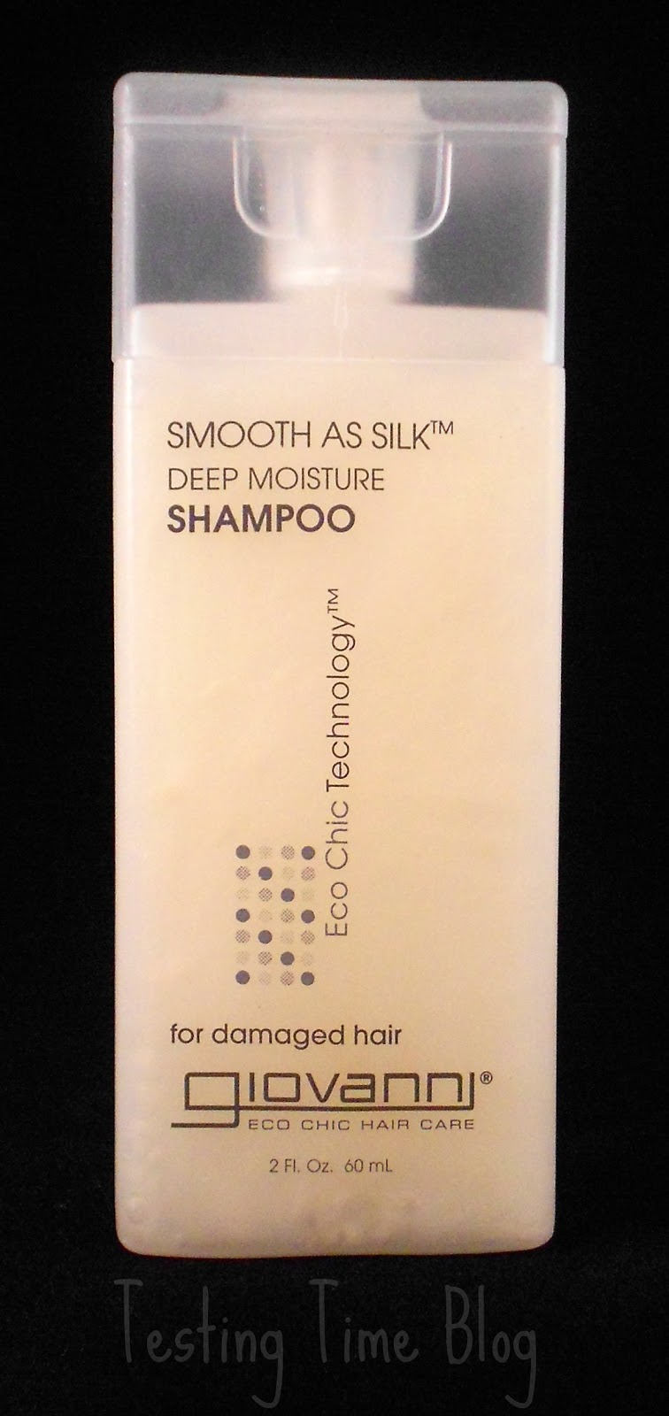Love Lula Box Giovanni Smooth as Silk deep moisture shampoo