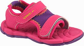 Sports authority coupon 25%: SPEEDO Infant Girls' Grunion Sandals