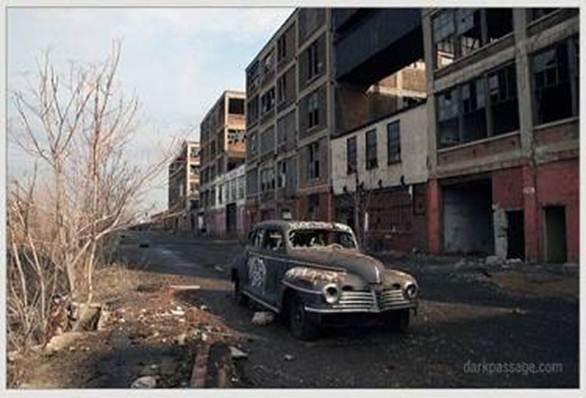 ciudad industrial america: