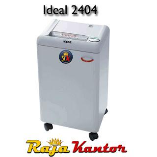 Mesin Penghancur Kertas Ideal 2404