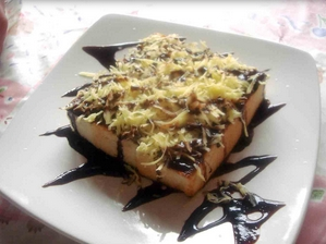 Resep Cemilan Roti Bakar Coklat Keju