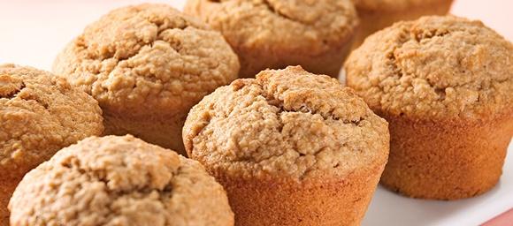 Muffin De Avena Y Platano