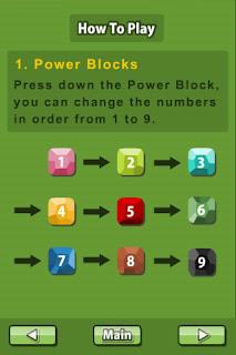 方塊的變化順序