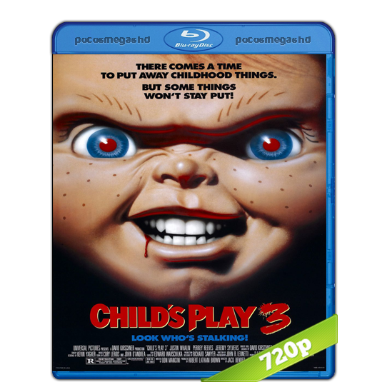 CHILD'S PLAY 3 (1991) BRRIP 720P AUDIO DUAL LATINO/INGLES 5.1
