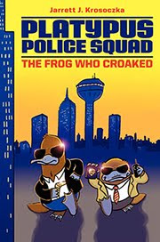 Platypus Police Squad - now available!